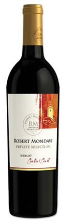 Robert Mondavi Winery Merlot Private Selection California